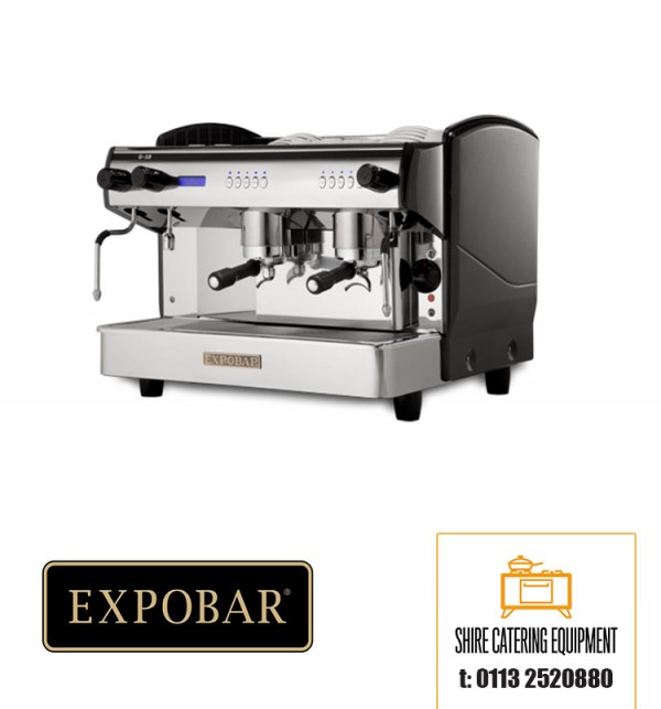 Expobar G10 2 Group Espresso Coffee Machine