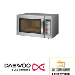 Daewoo KOM9P11 microwave oven available at Shire Catering Equipment